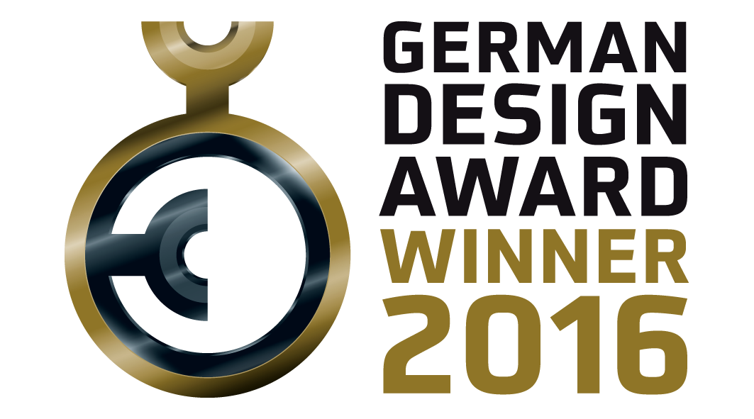 German Design Award 2016 - Winner